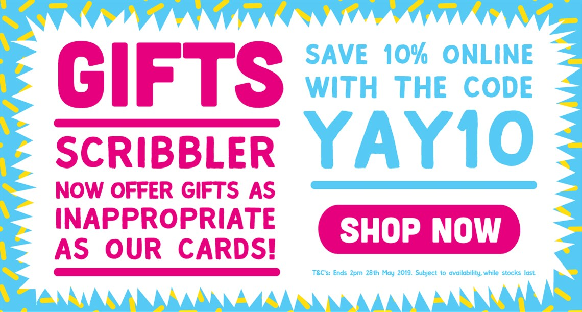 Save 10 Off Gifts Online With Code YAY10 Birthday