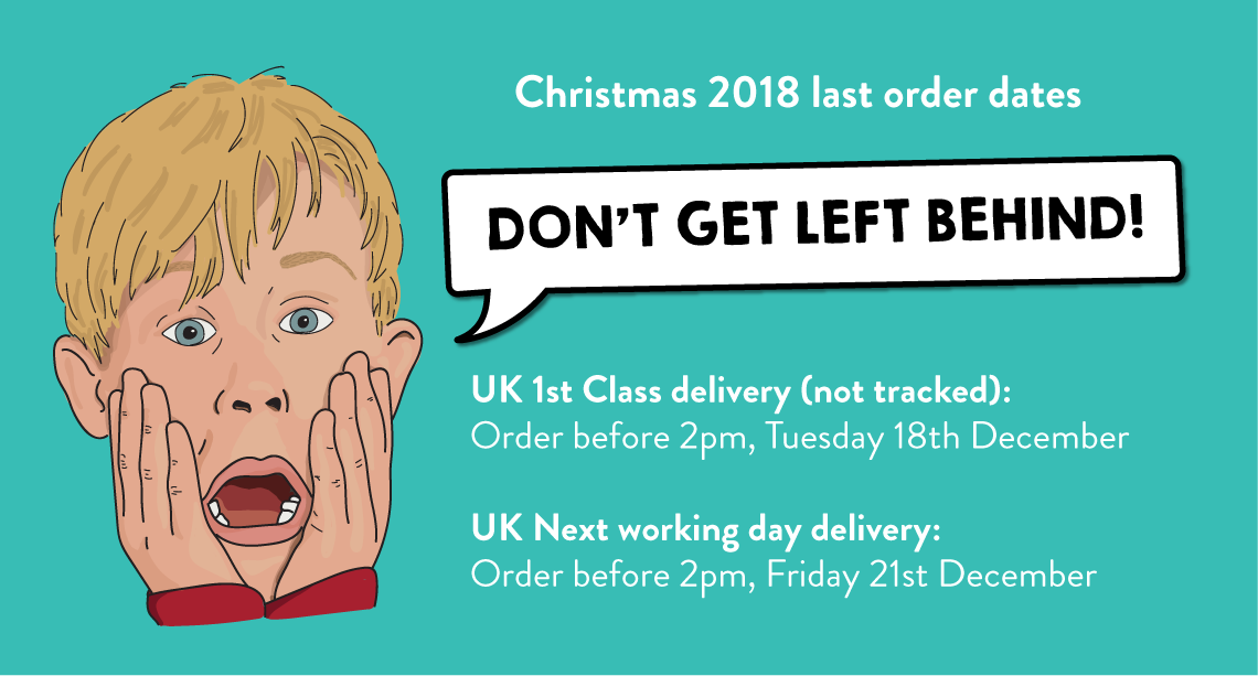 Last Order Dates Christmas 2018 Shop Thank You Cards Birthday