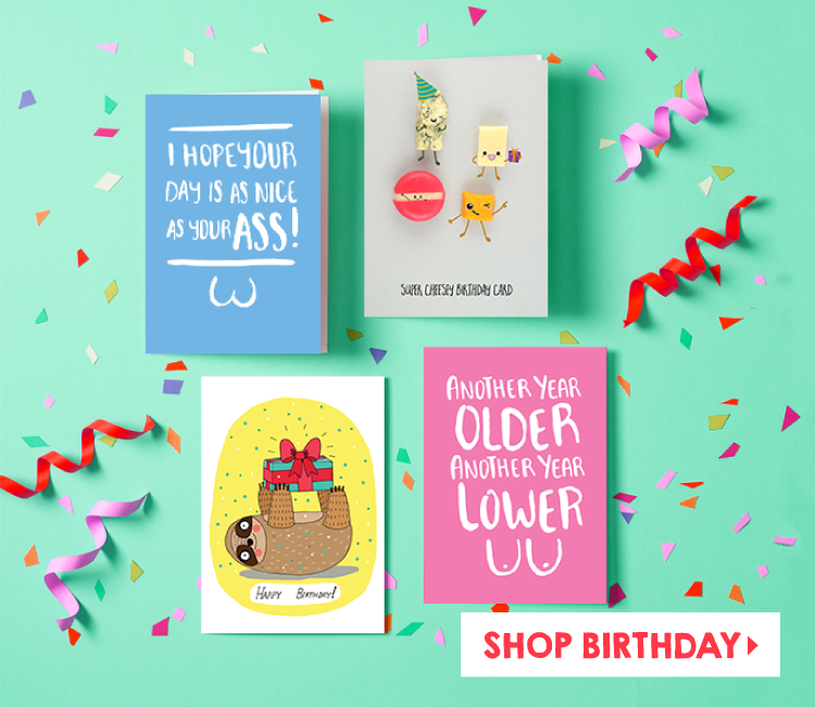 View All Birthday Cards
