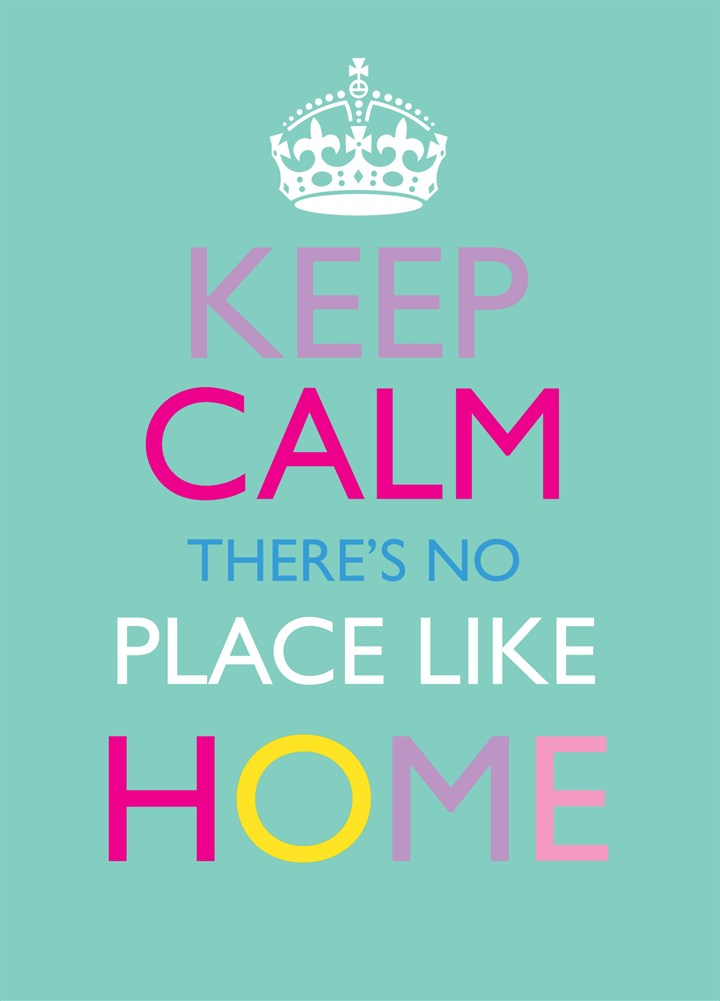 Keep Calm Home
