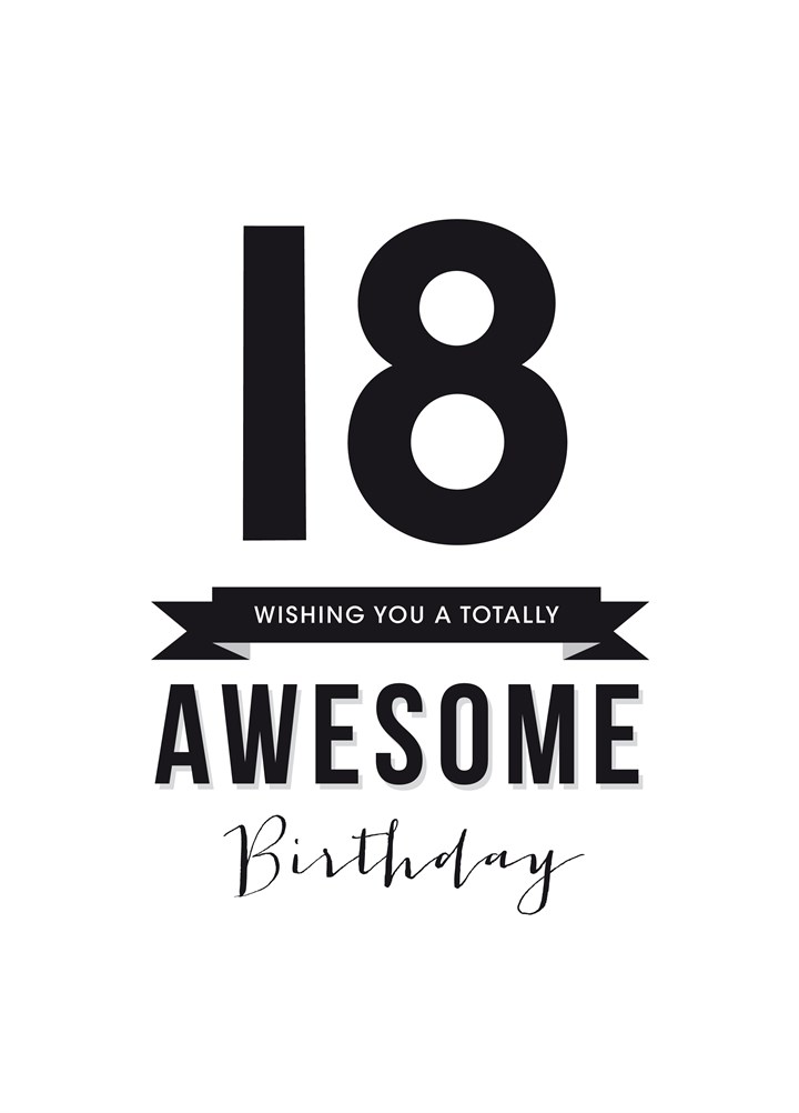 18 Awesome