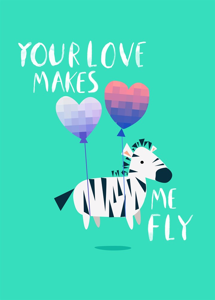 Love Makes Me Fly