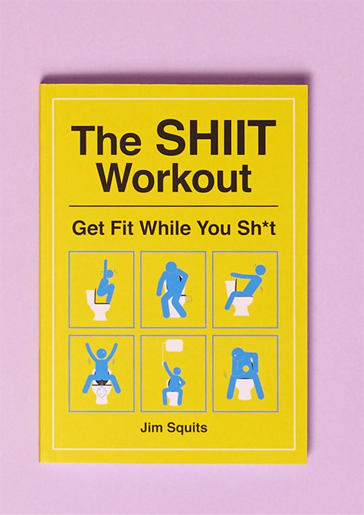 The Shiit Workout: Get Fit While You Shiit