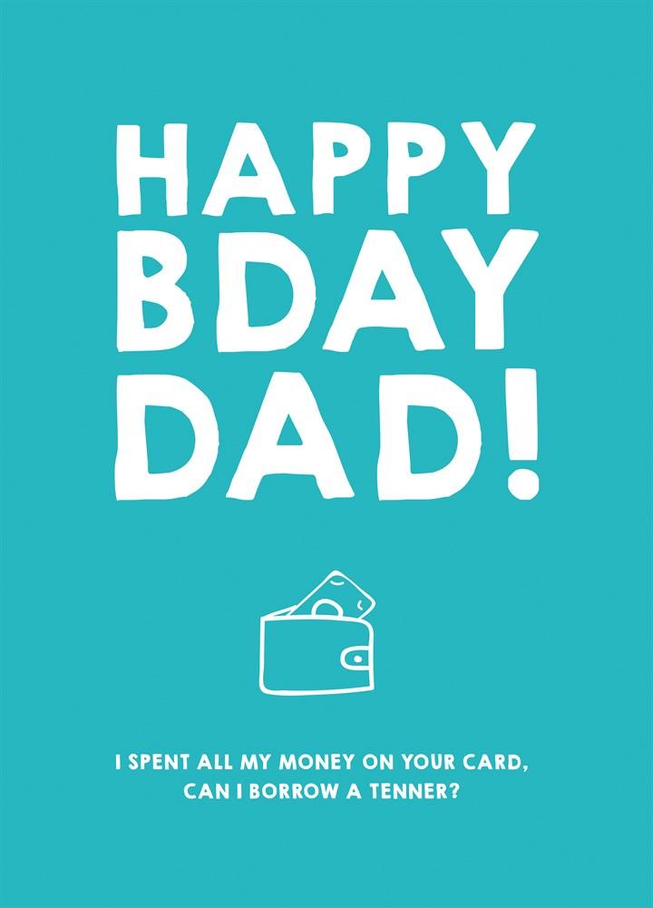 Dad Cards From Scribbler