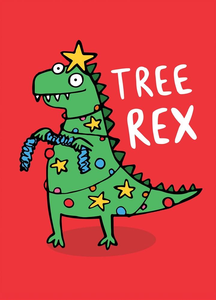 I Love You Deerly Christmas Card