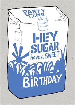 A sweet Cardinky birthday card (see what I did there) for a boyfriend, girlfriend, husband or wife.