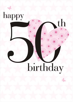 Birthday 50 Cards