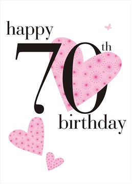 Birthday 70 Cards