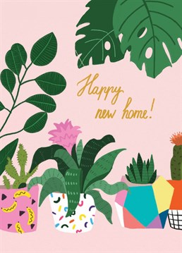 Send Good Wishes and Congratulations for a Happy New Home or housewarming.