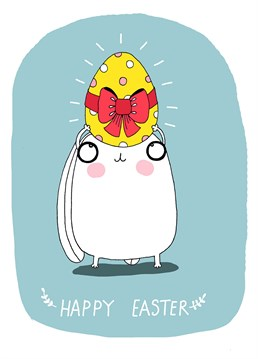Wish them a very happy Easter with this adorably cute card by Forever Funny.