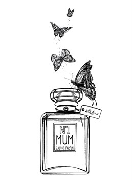 This beautiful Ink Inc card is perfect for your Mum this Mother's Day.
