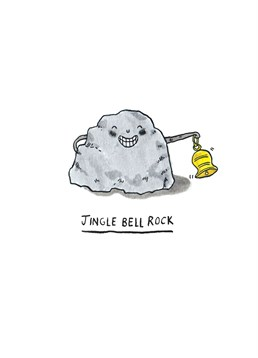 Send this hilariously punny Jelly Armchair card and put a smile on their face this Christmas.