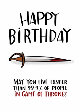 Political Get Along Birthday Card May You Longer Than 999
