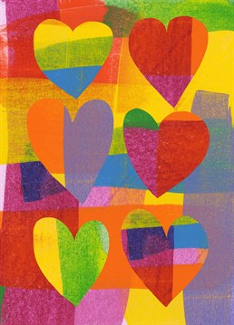Show them how much they're loved with this sweet Valentine's card by Susan Lovell.