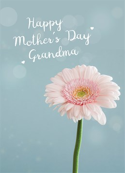 A beautiful Scribbler card to send to your Grandma this Mother's Day!