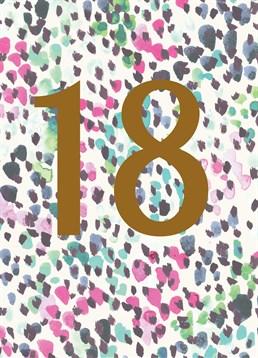 Birthday 18 Cards