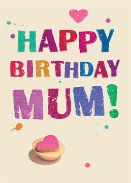 This Wiscombe Art card is perfect to your Mum on her special day.