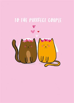 Your Purrfect For Each Other