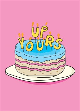 Rude Birthday Cards
