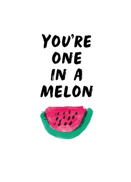 The best people in the world are fruity and sweet. Not cold and wet. Scoop up this cute Scribbler card.
