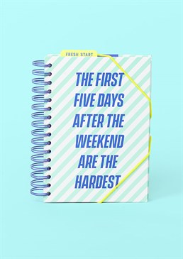 Weekend Power Planner. Your friends and family will love this Scribbler favourite as much as we do, so go on treat them (or yourself!).