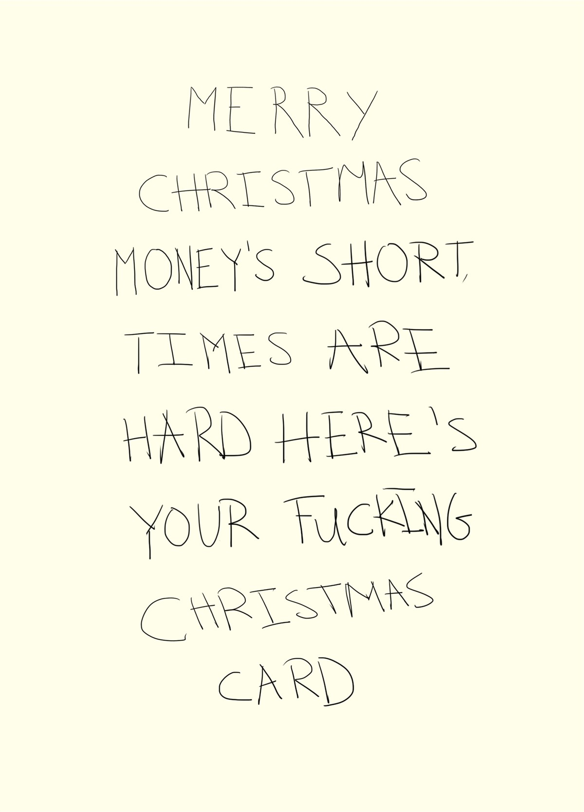 Merry Christmas Writing Images.Merry Christmas Money S Short