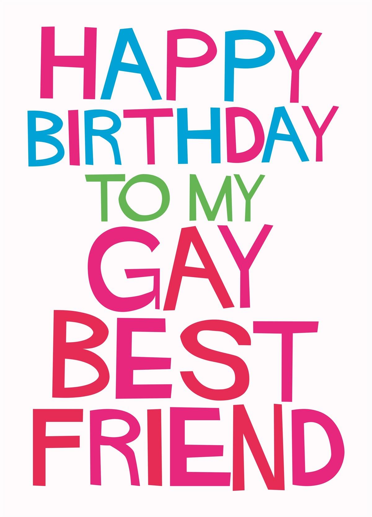 Gay Best Friend
