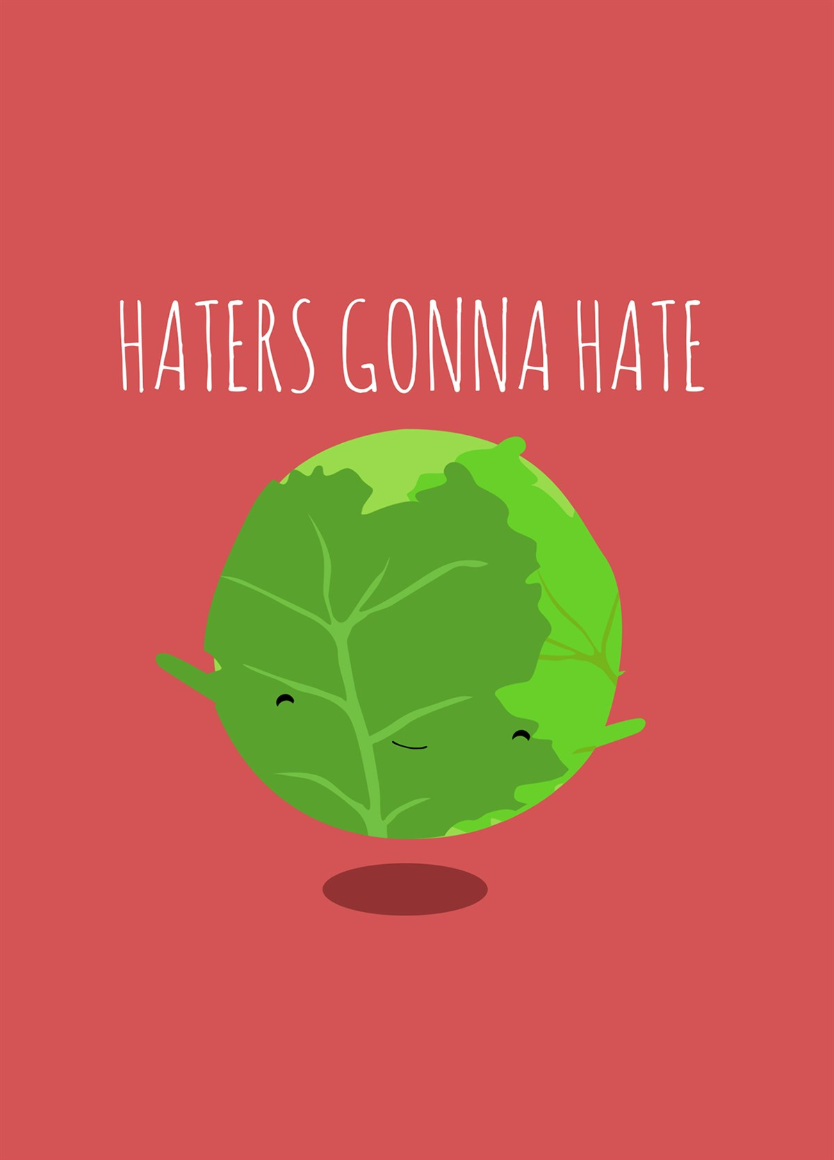Christmas Hater.Haters Gonna Hate
