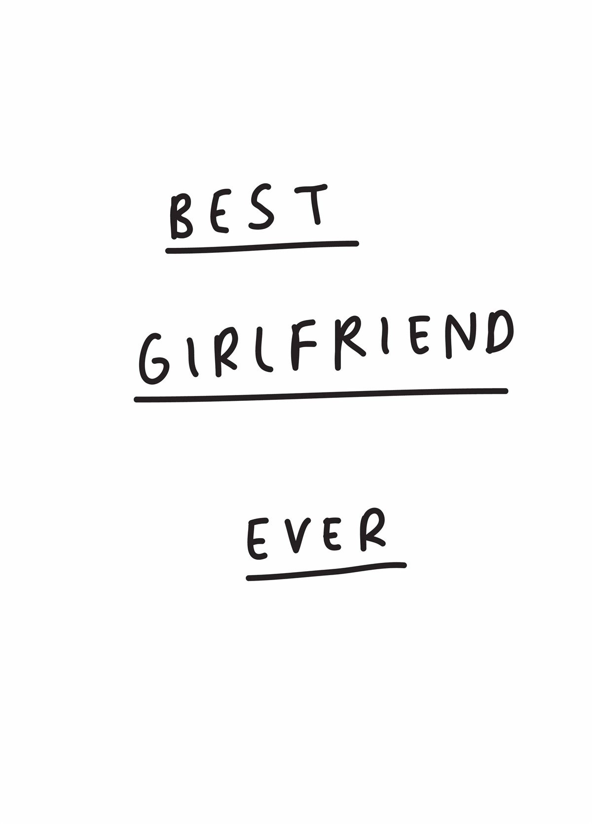 Best ever the your girlfriend 100 Best